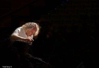 Johannes Passion - Part of Israeli-Estonian MustonenFest