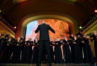Bach's Mass, Mozart's Requiem