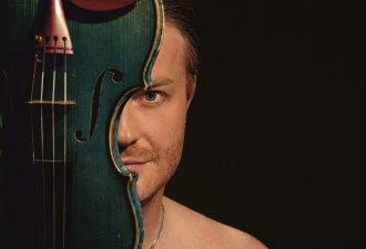 The Blue Violin