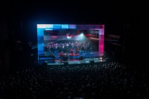 Electronic night at the opera - Photo: Lior Keter
