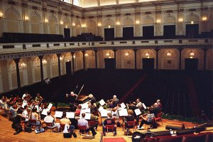 Rehearsal of the Israel Camerata Jerusalem at the Concertgebouw - Amsterdam 2005