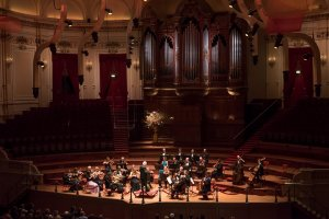 The Israel Camerata Jerusalem in the Concertgebouw - Amsterdam aug. 2015 - Photo: Simon van Boxtel